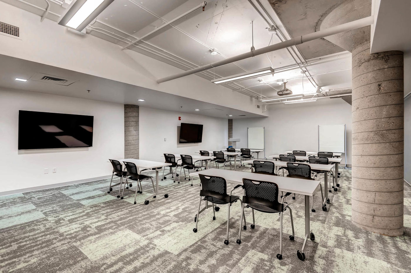 classroom event space
