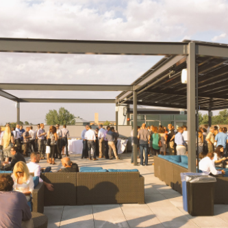 rooftop event coworking