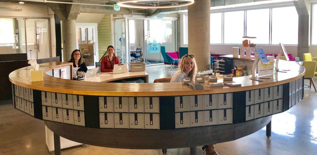 Enterprise Front Desk