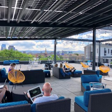 Coworking in Denver and Beyond: An Industry Report and Outlook