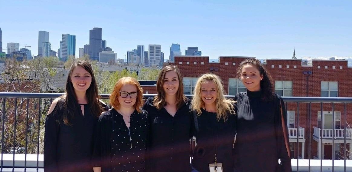 enterprise coworking team